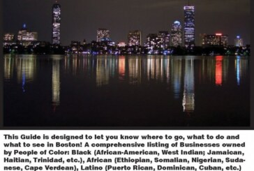 Guide to Black Boston Businesses $1 Donation!!!!