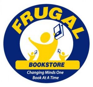 Frugal Bookstore logo