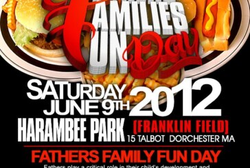 Father's Family Fun Day Sat. June 9