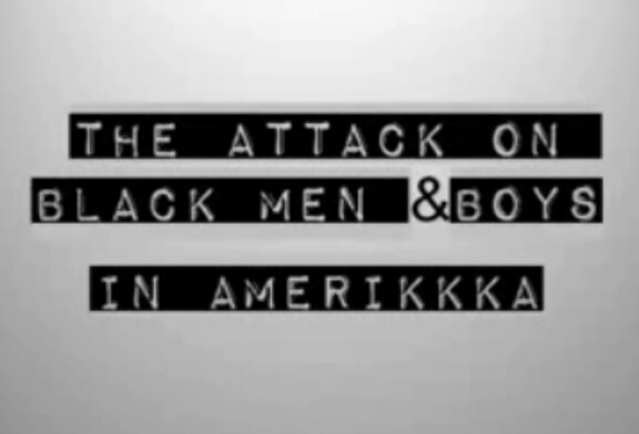VIDEO: Attack on Black Men & Boys Throughout Amerikkka