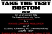 Take The Test Boston