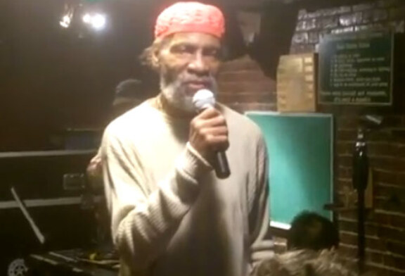 [VIDEO] Abiodun of the Last Poets Special Visit to C & S Tavern in Roxbury