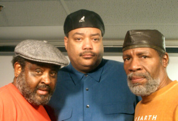 The Last Poets in The Boston Globe