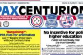 Boston Police Union Newspaper under fire… finally