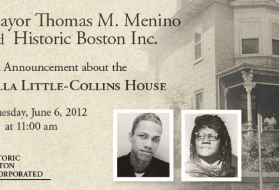Malcolm X – Ella Little-Collins House Announcement Wed. June 6
