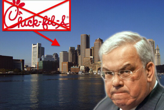 AN OPEN LETTER TO MAYOR THOMAS M. MENINO