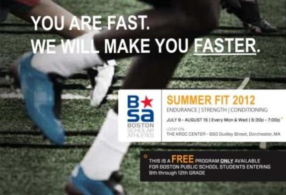Stay in Shape with BSA Fit