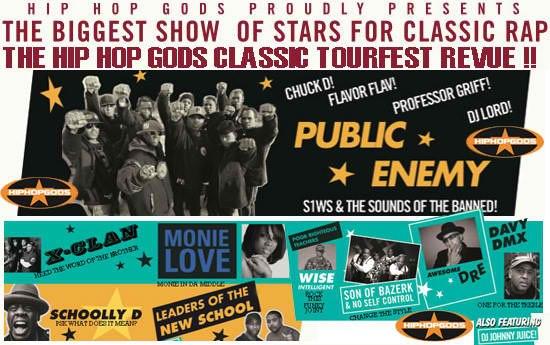Hip-Hop Gods Tour 12-2