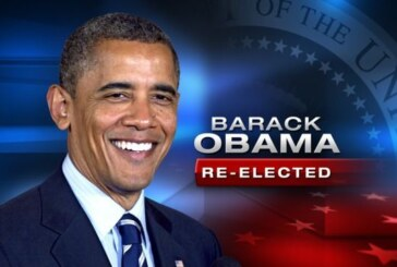 President Obama wins Re-Election