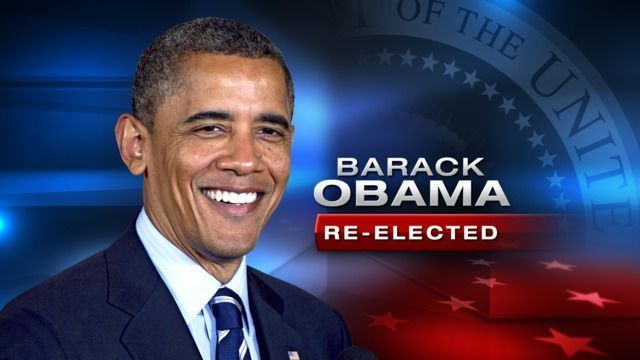 Obama-Re-elected