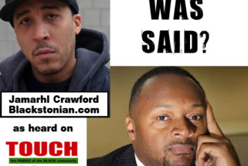 What Was Said… Michael Curry (NAACP) & Jamarhl Crawford