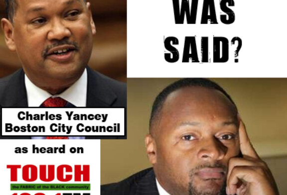 What Was Said… Michael Curry (NAACP) & Charles Yancey (City Council)