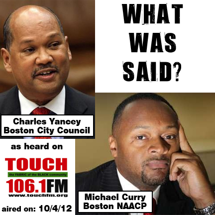 What Was Said - Curry Yancey