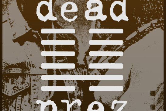 Dead Prez @The Middle East 11/18