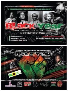 Black All Year