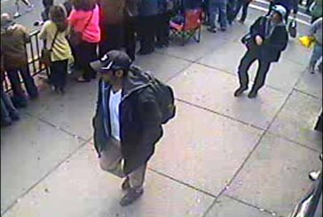 FBI releases Marathon Bombing Suspect Video/Photo