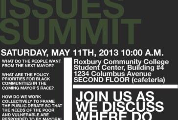 Black Community Issues Summit 5/11