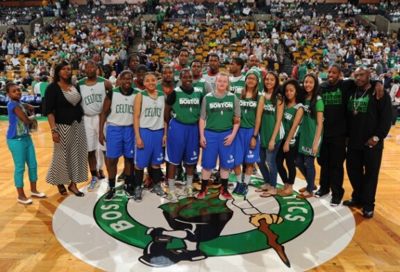City League all-stars get their moment at TD Garden