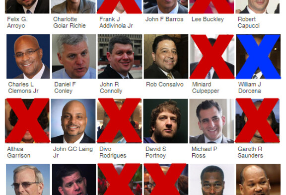 Boston Mayor's Race: And then there were 15