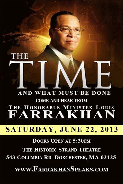 Farrakhan June 22