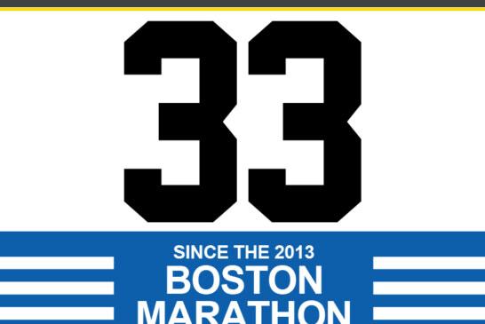 2 more shootings brings total to 33 in Boston since Marathon
