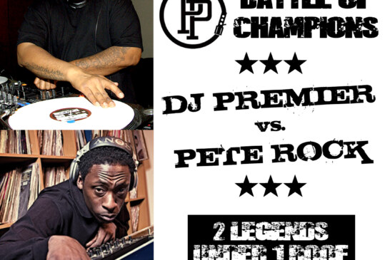 DJ Premier vs. Pete Rock – Middle East July 18
