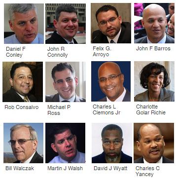 Boston Mayor 2013 - final 12 black white