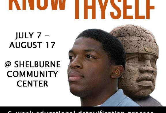 Know Thyself: 6 week educational detoxification for Black boys (14-18)