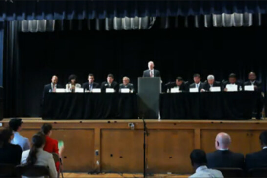 Boston Mayoral Forum in Roslindale from Wed. June 5th