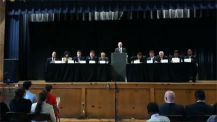 boston mayoral forum
