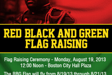 RBG Flag Raising – Boston City Hall Plaza 8/19