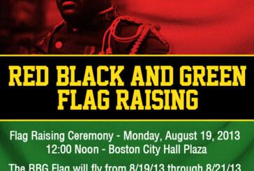 RBG Flag Raising – Boston City Hall Plaza 8/19