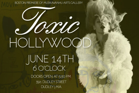 Toxic Hollywood Art Showcase