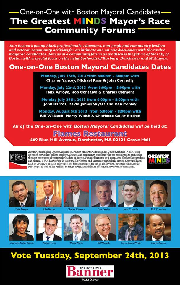Greatest MINDS OneonOne Mayor Race Community Forums