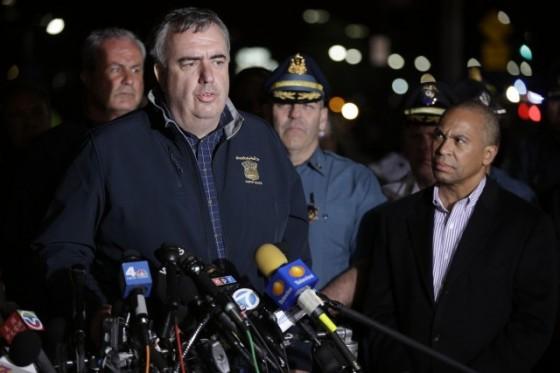 BPD Commissioner ED Davis - Homeland Security