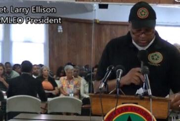 "Video: MAMLEO Press conference Vote of ""No Confidence"" for Ed Davis"