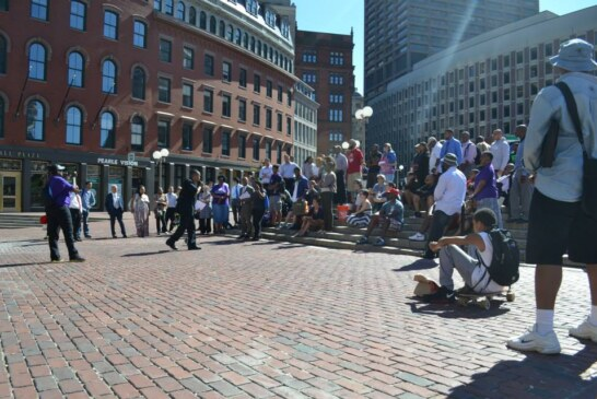 Rally for Solutions on City Hall Plaza – Report Back