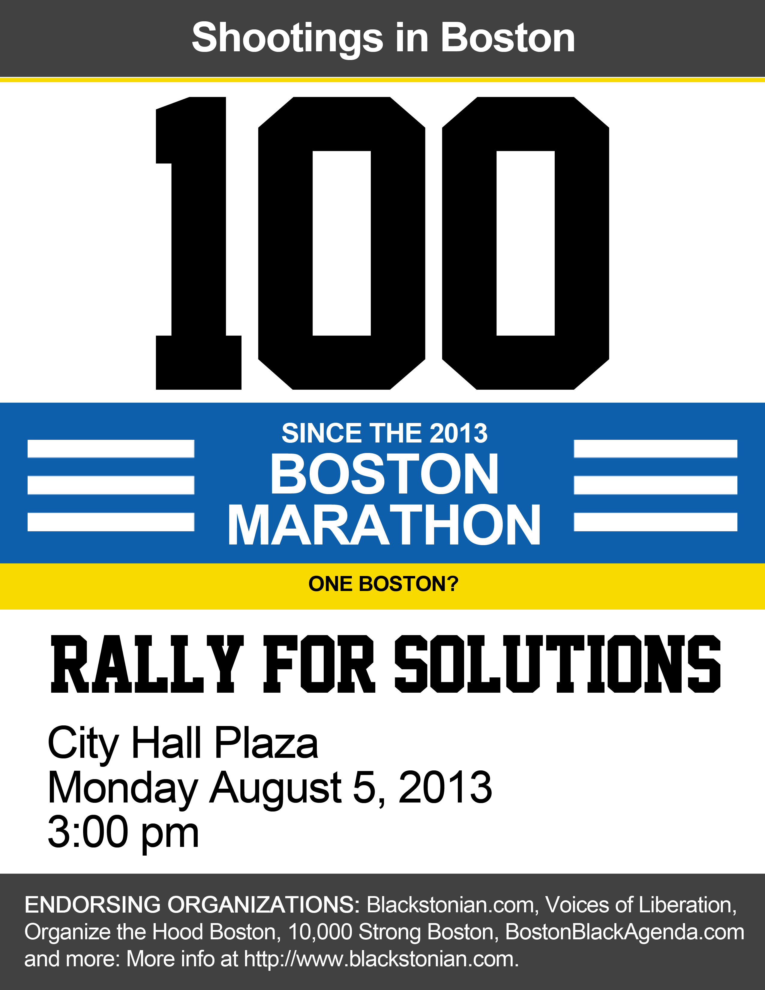 Rally for Solutions