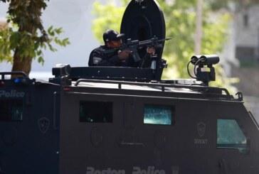 Gun Battle Leaves 2 Police Shot, 1 Suspect Dead; Manhunt for Other Suspect Shuts Down Dorchester
