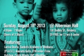 YOUNG, GIFTED & BLACK: THE 13TH REVOLUTION