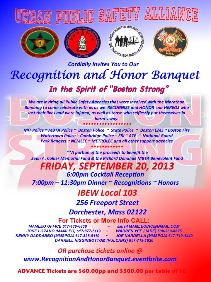 banquet flyer alone blackstonian