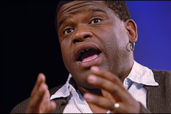 "Gary Younge Speaks about his New Book – ""The Speech"" 10/1"