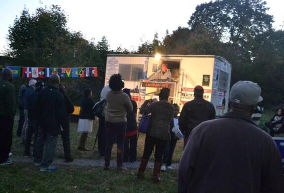 Blackstonian TV: Organize the Hood Boston 2013