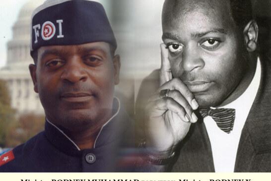Tribute to Min. Rodney Muhammad 11/2