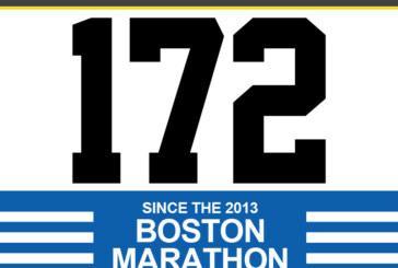 Three shot over the weekend; 172 Shootings Since Boston Marathon