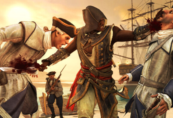 Freedom Cry; Assassin's Creed IV Black Flag