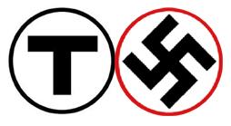 MBTA nazi