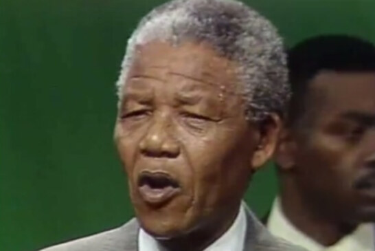 25 Years Ago Today: Mandela in Roxbury full speech (VIDEO)