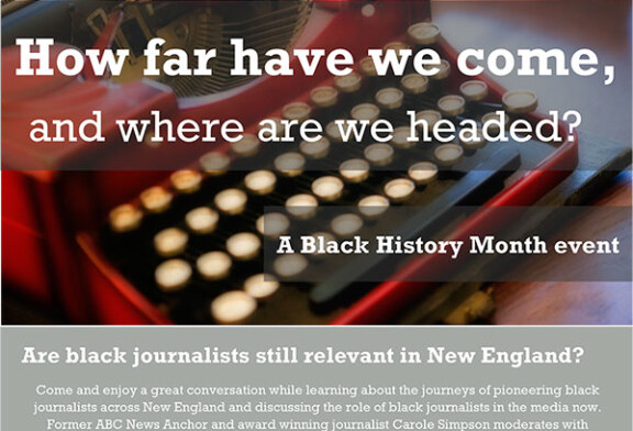 BABJ Black History Month forum: Are black journalists still relevant in New England?