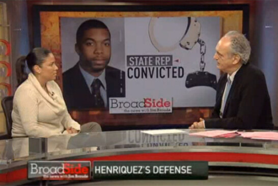 Broadside: Rep. Henriquez's defense takes issue with assault convictions
